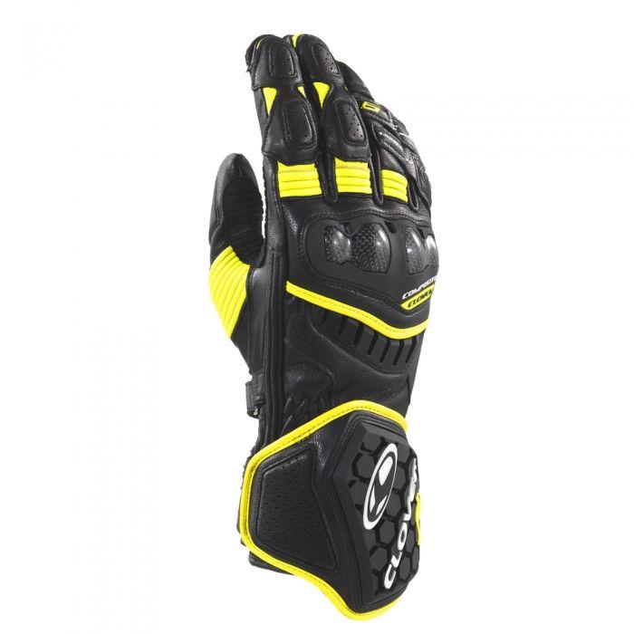 CLOVER rukavice RS-9, N/G