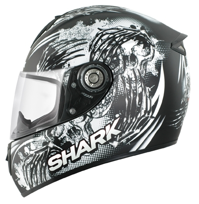 SHARK přilba RSI Mutix mat, KWR