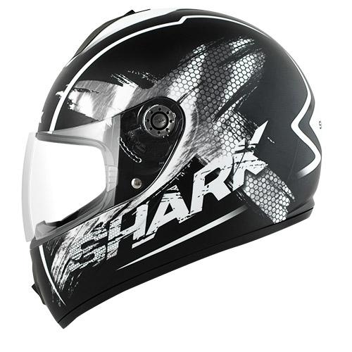 SHARK přilba S600 Exit mat, KWK