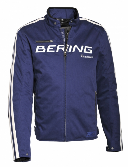 BERING textilní bunda Scalp, BLU