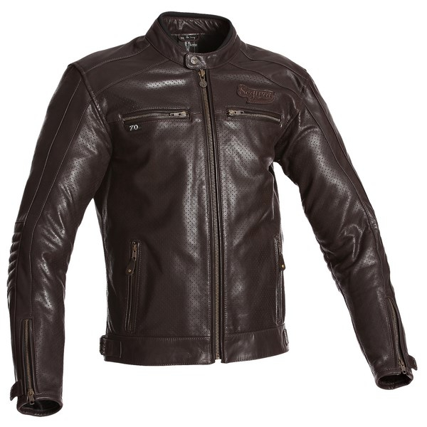 SEGURA kožená bunda Iron, BRW