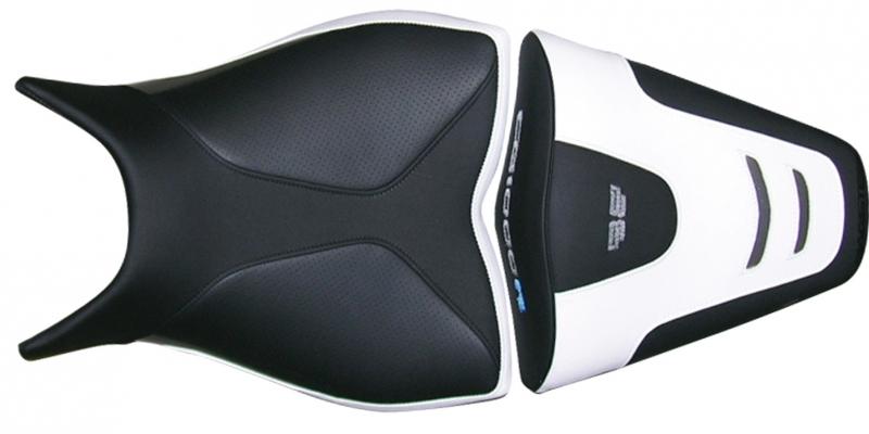 BAGSTER sedlo Special Serie CB1000R, BLK/WHT