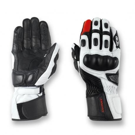 CLOVER rukavice SK-10, N/B