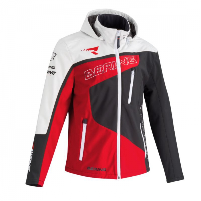 BERING softshell bunda Racing, BWR