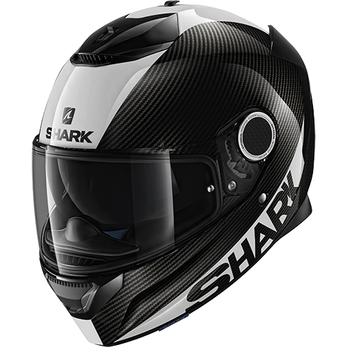 SHARK přilba SPARTAN Carbon Skin, DWS