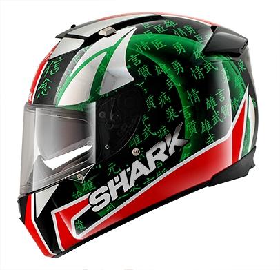 SHARK přilba Speed-R Sykes, KRG