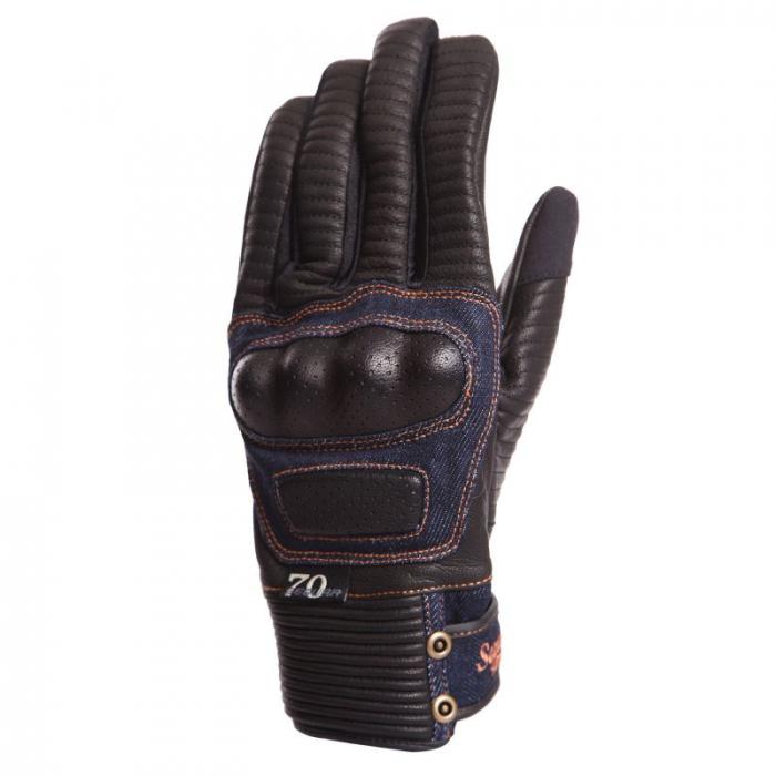 SEGURA rukavice Splinter, BLK/BLU