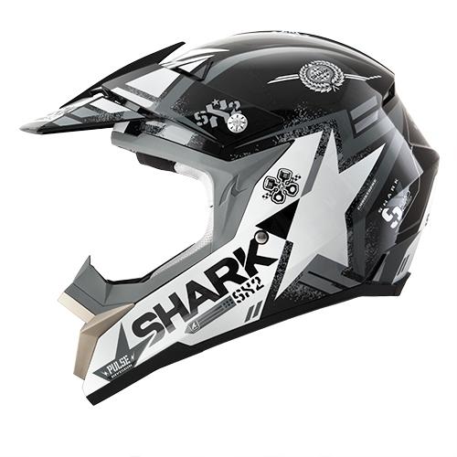SHARK přilba SX2 Wacken, KWA