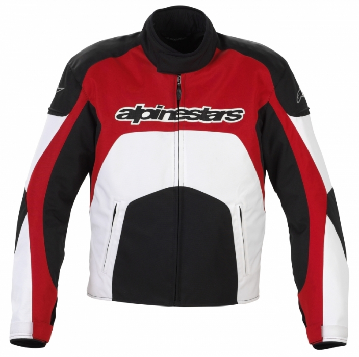 ALPINESTARS textilní bunda T-GP Plus, RED