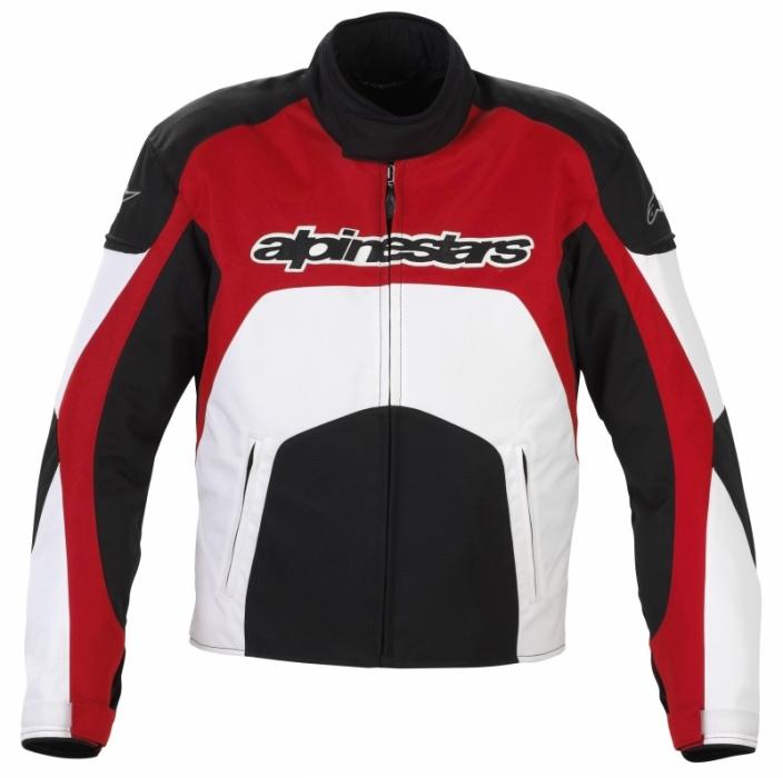 ALPINESTARS textilní bunda T-GP Plus, RED