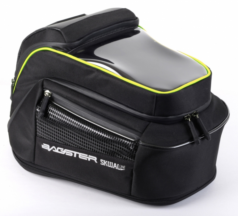 BAGSTER tank bag Matrix 15L, BLK/FLUO