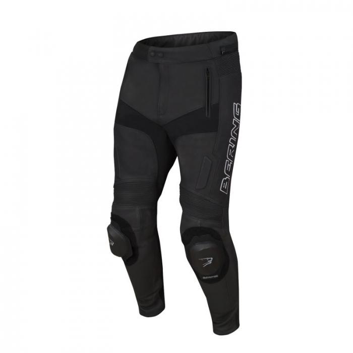 BERING kožené kalhoty Type-R, BLK