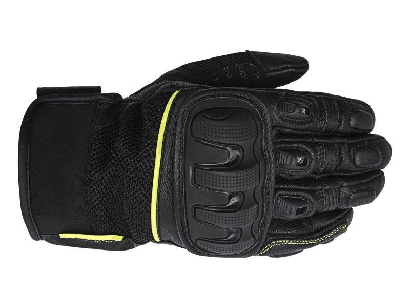 ADRENALINE rukavice Impact, BLK